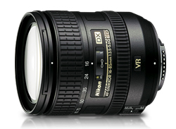 Objectif Nikon 16-85mm
